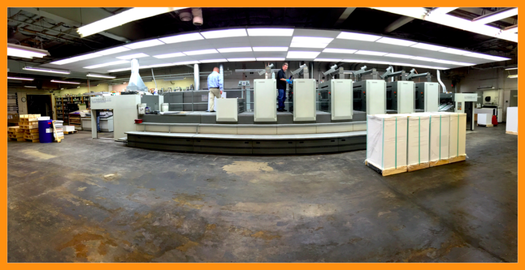 The best just got better. The transformative LS series from Komori has found a home at Unipak.